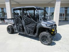 New 2017 Can Am Defender Max Xt Hd10 Atvs For In Georgia