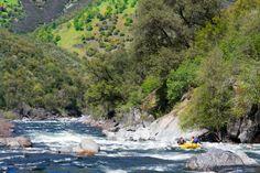 California Rafting | Tuolumne River near Yosemite National Park