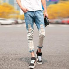 Swag Distressed Jeans