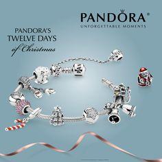 Pandora Bracelets Black White Pandora Bracelet Ideas Pandora ...