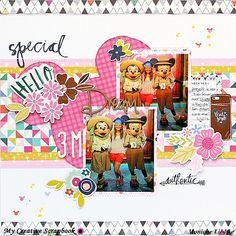 Dream - Pink Paislee - Scrapbook.com