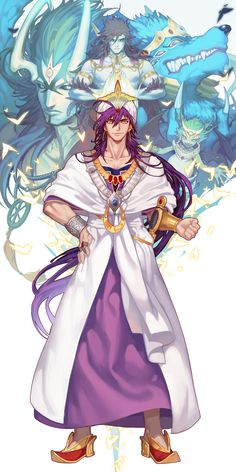 MAGI: The Labyrinth of Magic, Sinbad