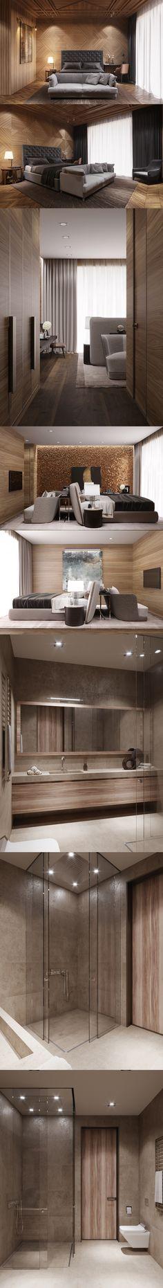 Визуализация гостиничных номеров - Галерея 3ddd.ru