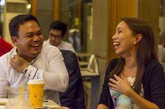 That unending laughs with friends