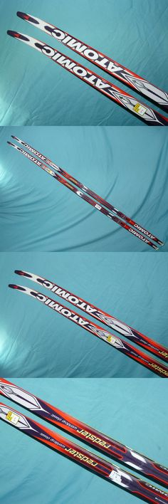 Skis 36267: Atomic World Cup Classic Xc Redster Race Skis Racing 202Cm Hard Cold New! -> BUY IT NOW ONLY: $275 on eBay!