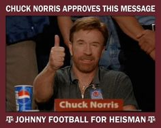 johnny+manziel+memes   More Manziel: Johnny Football is coming to town, should McCarron hide ...