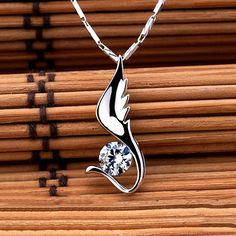 Charming Wing Shape 925 Sterling Silver NSCD Diamond Women's Necklace #jewelry #fashionjewelrystores #jewelryfashion #fashionjewelrywebsites #discountfashionjewelry #fashioncostumejewelry #goldfashionjewelry #fashionjewelrystore #fashionjewelryaccessories #fashionjewelrysets #trendyfashionjewelry #newfashionjewelry #fashionjewelryearrings #fashionandjewelry #fashionjewelrymanufacturers #mensfashionjewelry #buyfashionjewelry #jewelryinfashion #highfashionjewelry #costumefashionjewelry…