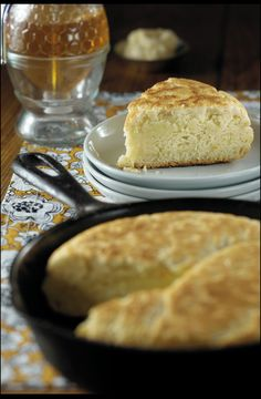 A favorite from my childhood - mom made it for breakfast - quicker than biscuits!