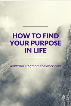 Finding your purpose and meaning in life can make a world of difference in how you feel about things. Read these tips on how to find purpose in life. How To Better Yourself, Live For Yourself, Finding Yourself, Finding Purpose, Life Purpose, Find Your Calling, Thing 1, Self Development, Personal Development