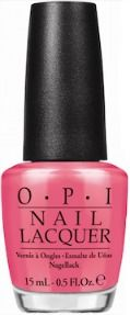 OPI Kiss Me I'm Brazilian from the Brazil Collection--gorgeous! Click through to see all the shades!