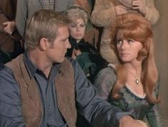 """:""""Into the Widow's Web"""" ~ Season 1, Episode 25, aired,  March 23, 1966 - Kathleen Nolan, Lee Majors."""