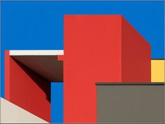 Rennes - Quartier Jacques Cartier (Sorry Mondrian (III))