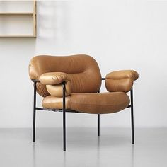Bollo Chair for Fogia Design by andreasengesvik via thefurniture- comfy, design, love