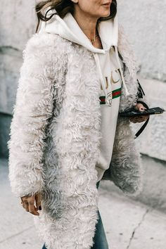 Fashion Inspiration. Best Street Style Outfits.... - Fall-Winter 2017 - 2018 Street Style Fashion Looks