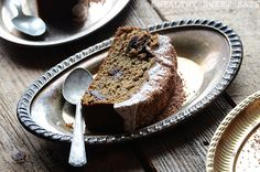 Mocha Coconut Flax Cake with Mocha Coconut Frosting Recipe #grainfree #glutenfree #baking
