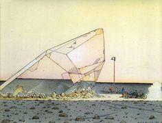 Moebius : comment il a transcendé la science-fiction et la bande-dessinée