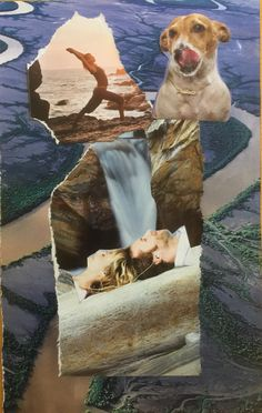 SoulCollage® Soul Collage, Photomontage, Artist, Cards, Artists, Maps, Playing Cards