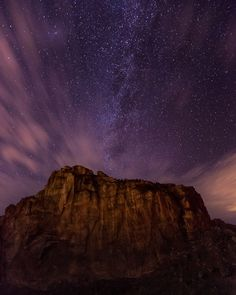 If you want to avoid the crowds at Smith Rock - visit at night. Photo by #MHWAmbassador Josh Hydeman