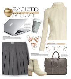 """""""Untitled #457"""" by riuk ❤ liked on Polyvore featuring Ryan Roche, Gucci, Frye, Kate Spade and Fitz & Floyd"""