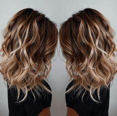 Top 10 Ombre Hair Et Cheveux Méchés à Piquer Cet été! | Coiffure simple et facile