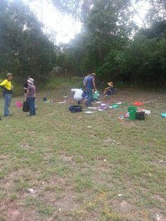 Budding Archaeologists