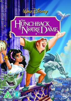 The Hunchback Of Notre Dame. Hadn't watched this for over 10 years. Even more poignant than I remembered.