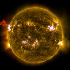 Images | composite SDO image of prominence eruption from 3 May 2013