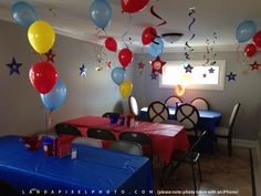 FC Barcelona Themed Birthday Party - Landapixel Photography