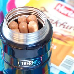 Thermos Stainless King Food Flask King Food, 4th Of July Fireworks, Kids Meals, Nutella, Hot Dogs, Flask, Snack Recipes, Lunch Box, Kid Snacks