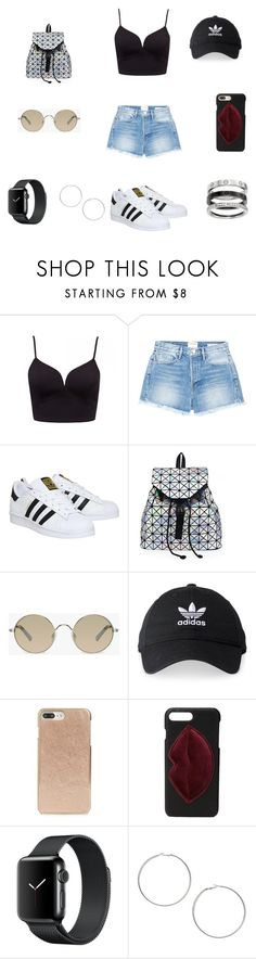 """""""Stroll down 5th avenue"""" by livliv017 on Polyvore featuring Frame, adidas, Tura, Kate Spade, Kendall + Kylie and Miss Selfridge"""