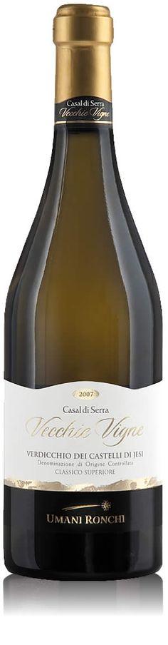 Verdicchio Vecchie Vigne 2009 - Umani Ronchi