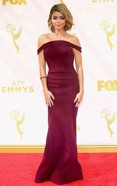 Saiba quem esbanjou elegância no red carpet do Emmy Awards 2015! - Estrelando