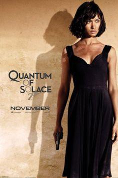 Quantum of Solace Olga Kurylenko #MATTEREVOLUTION