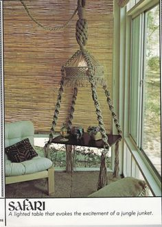Bohem Macrame Decoration>> #macrame #decoration #bohem