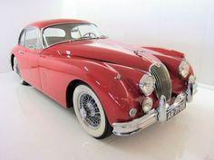 Online veilinghuis Catawiki: Jaguar - XK150 FHC Fixed Head Coupé - 1957