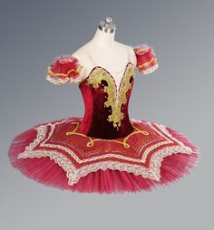 Odile Ballet Tutus and Dance Costumes - Assemble