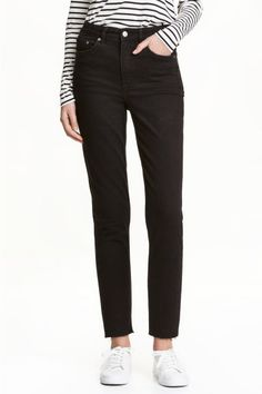 Vintage High Ankle Jeans | H&M