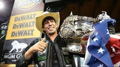 J.B. Mauney is the 2013 Built Ford Tough Series World Champion