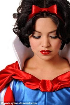 #Disney #DisneyPrincess and #fashion  The Disney princesses! Popular movie characters brought to life in beautiful photographs with REAL WOMEN