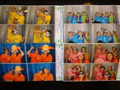 This year for Field Day some of our Box Tops earnings went toward renting a photo booth. It was a HUGE hit, Even with the PTO volunteers!