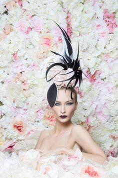 33d456e8a5c Philip Treacy Haute Couture hat from Felicity Gilbert photographed by  Kurtiss Lloyd Make-up  Susana Mota Set Design  Sara Polonghini by  philiptreacy