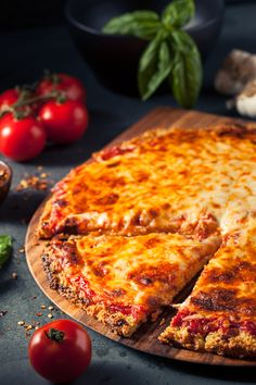 Pinterest t food drinks pinterest pepperoni y pizzas quinoa crust pizza nom nom photography forumfinder Gallery