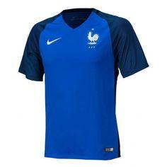 6027e0496b Camiseta Nueva del Francia Home 2016 - Camisetas de Futbol Baratas