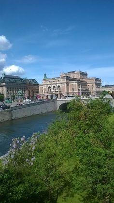 Okolice Pałacu królewskiego