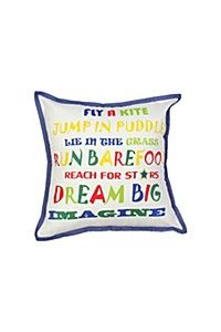 DREAM BIG SCATTER CUSHION Scatter Cushions, Dream, Bed Pillows, Cushions