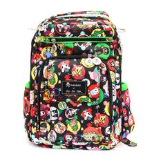 Planet Bambini  - Bubble Trouble Ju-Ju-Be x Tokidoki Be Right Back (BRB), $148.00 (http://www.planetbambini.com/bubble-trouble-ju-ju-be-x-tokidoki-be-right-back-brb/)