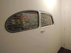 vitrine cox Volkswagen