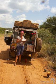 Ethiopia to Kenya via Lake Turkana South Horr to Maralal