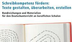 #Vorarlberger Bloghaus: [ #SCHULtopia ] Kostenlose Handreichung: Schreibko... Boarding Pass, Application Writing, Kids Book Series, Career Training, Christianity