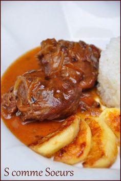 Quelques idées pour vos menus de fêtes - How To Cook Beef, Bbq Ribs, Wok, Pot Roast, Feta, Slow Cooker, Main Dishes, Party, Clean Eating